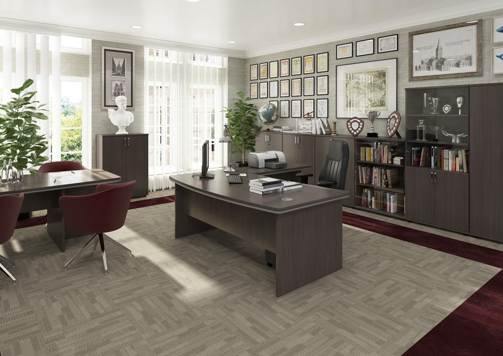 Executive Office Spaces