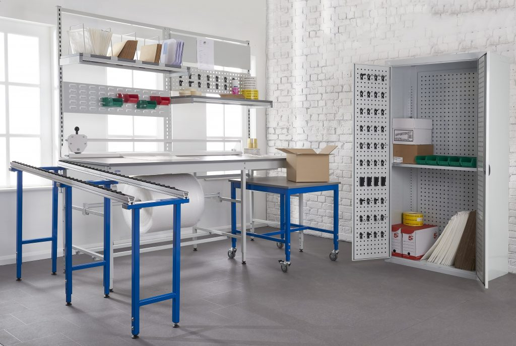 Industrial Work Stations
